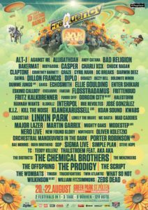 FM4 Frequency Festival 2015 - LineUp